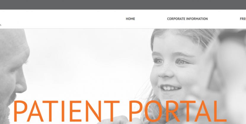 Patient Portal AccessOne Logo