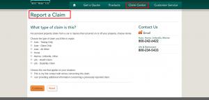 Amica Insurance Claim Center Report A Claim