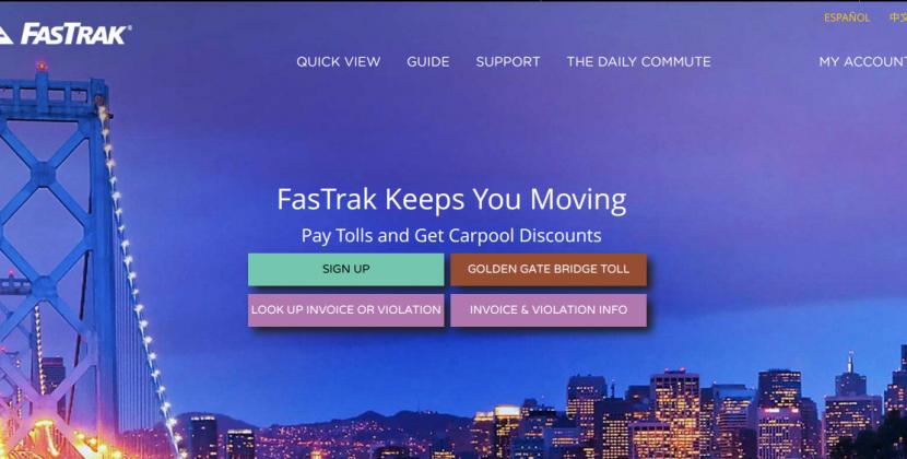 www.bayareafastrak.org – The Bay Area Bridge Toll Payment Guide