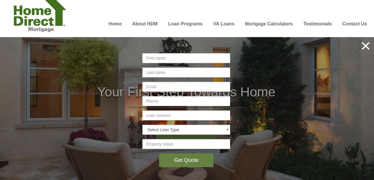 HomeDirect Mortgage