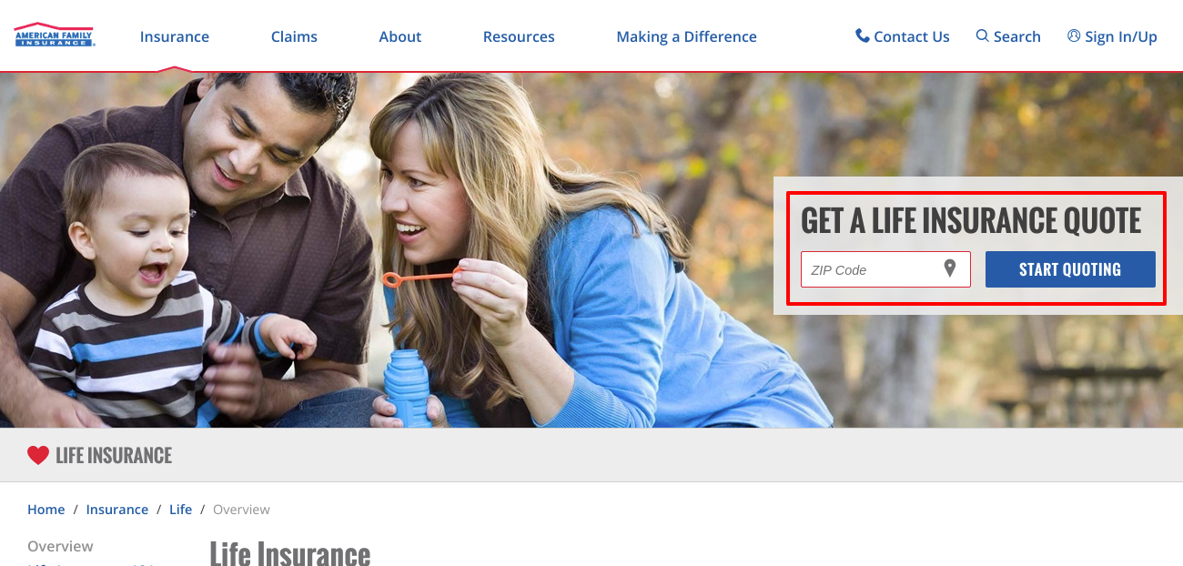 Life InsuranceAmerican Family Insurance
