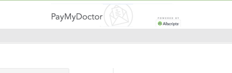 www.paymydoctor.com – PayMyDoctor Bill payment Methods