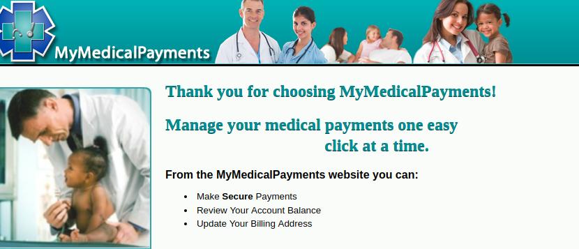 MyMedicalPayments Logo