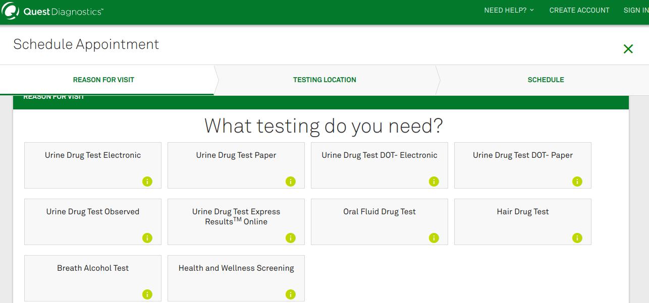 MyQuest Test