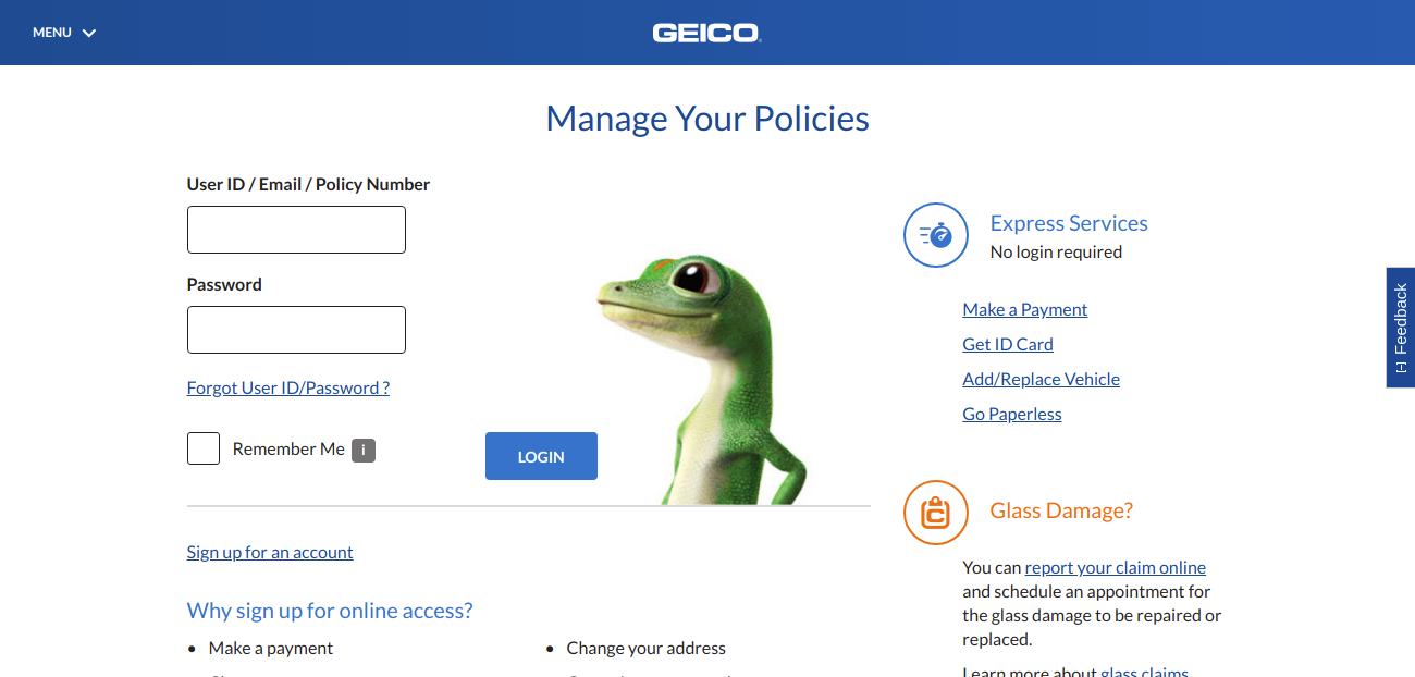 GEICO Car Insurance Payment Archives - Bill Payment Guide