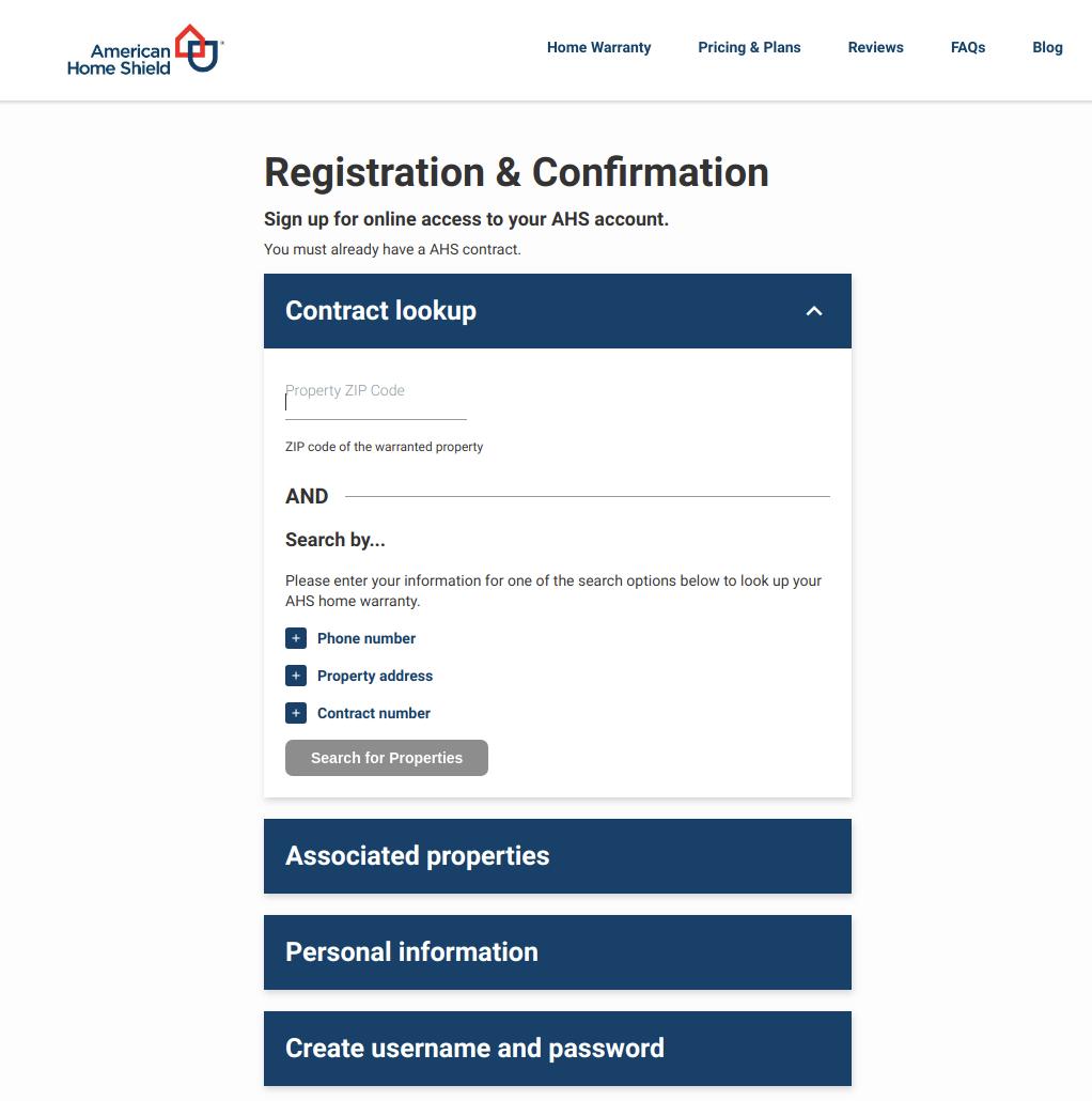 Register for Online Access