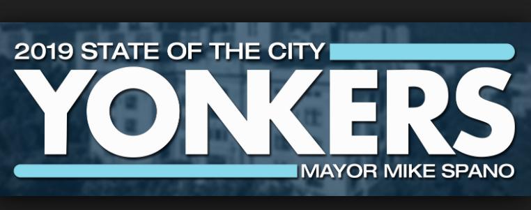 Yonkers Parking logo