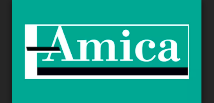 amica mutual insurance logo official