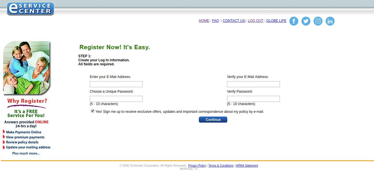 www globelifeinsurance com Archives - Bill Payment Guide