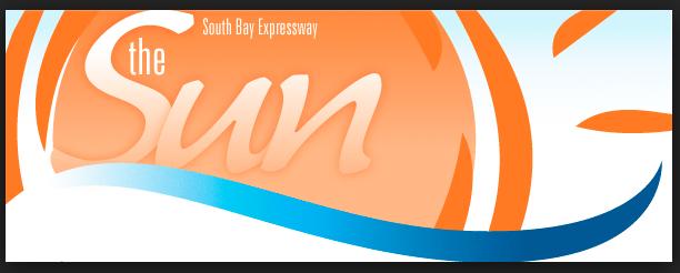 south bay expressway Logo
