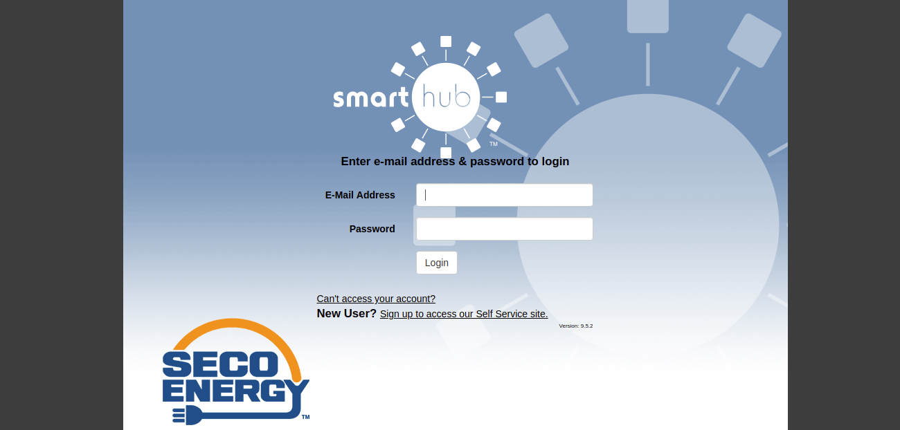 SmartHub Login