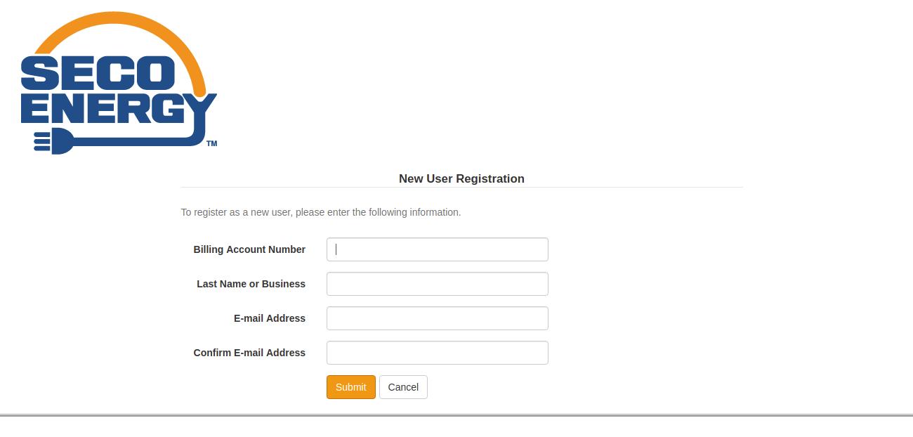 SmartHub Registration