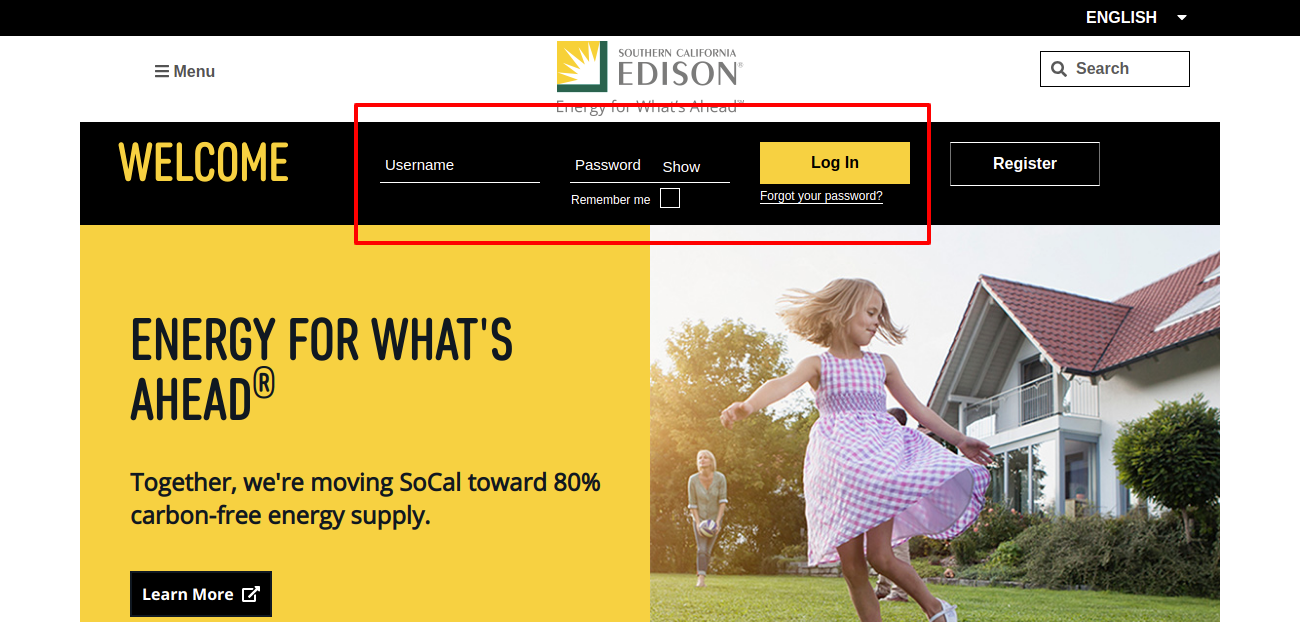 Southern California Edison SCE