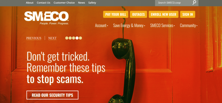 www.smeco.coop – The Southern Maryland Electric Bill Payment