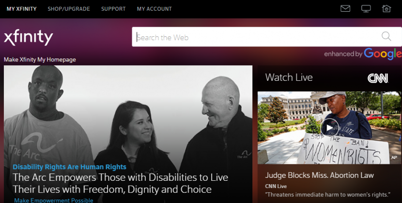 Access My Account Email Online News My Xfinity®
