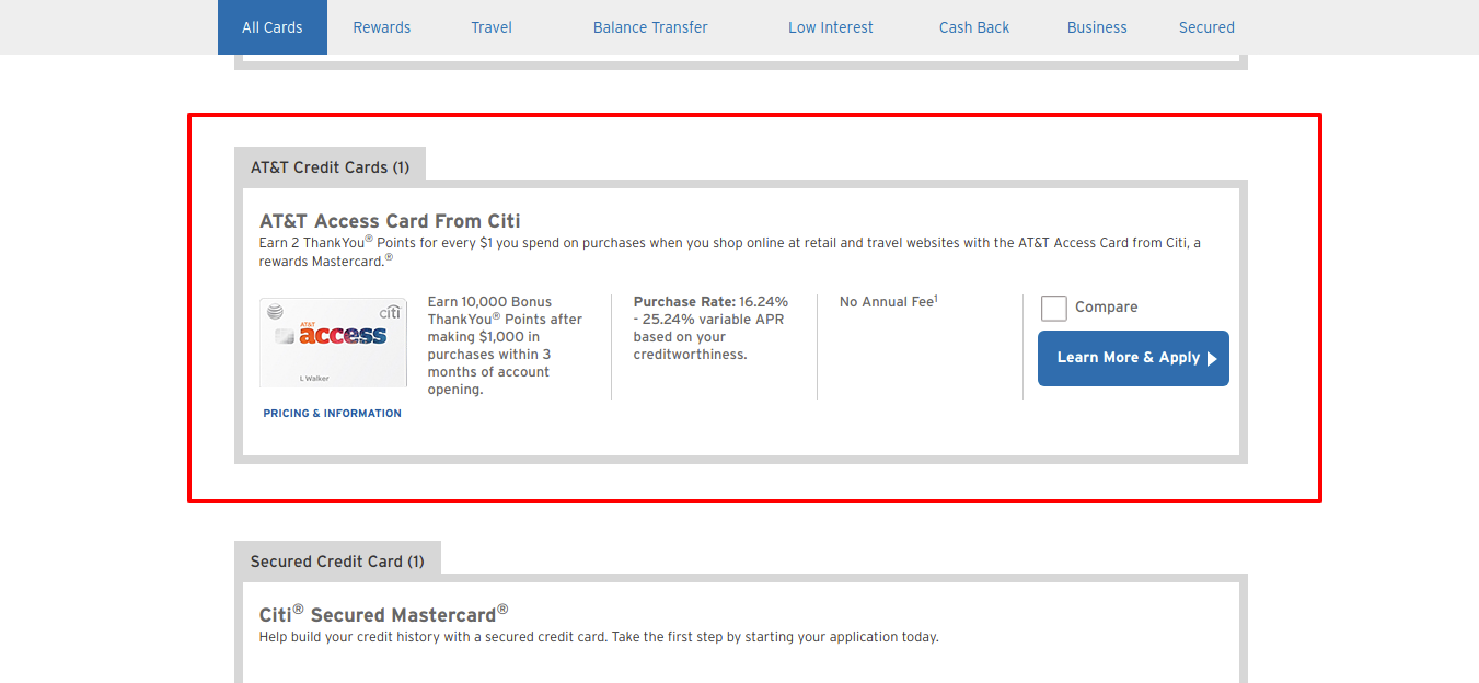 Citibank Credit Card Payment Online >> Citibank Mastercard Payment Address Amatcard Com