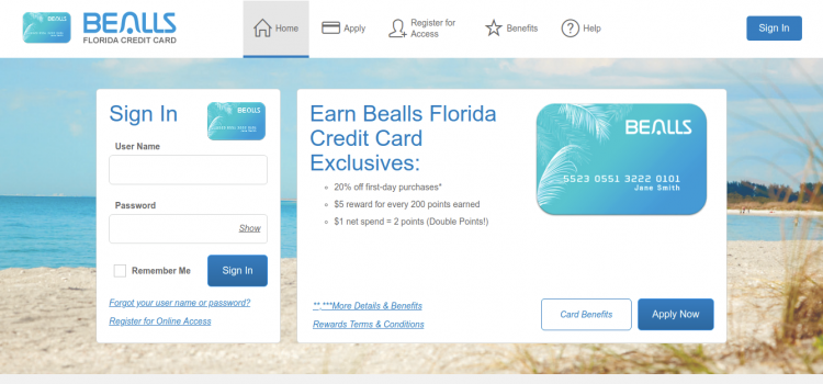 d.comenity.net/beallsflorida – How To Apply And Pay The Bealls Credit Card Bill