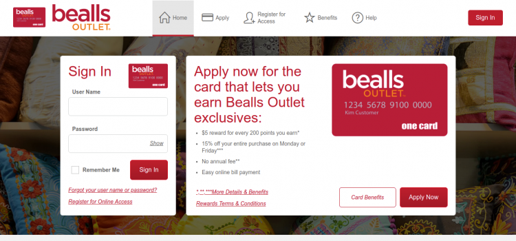 d.comenity.net/beallsoutlet – How To Apply And Pay Bealls Outlet Credit Card Bill