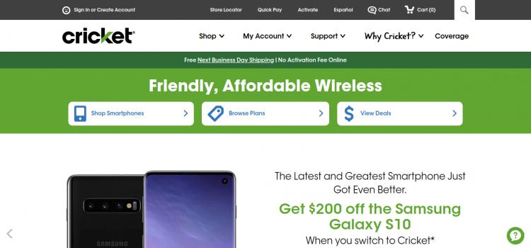 www cricketwireless com - How To Pay The Bill Of Cricket Wireless
