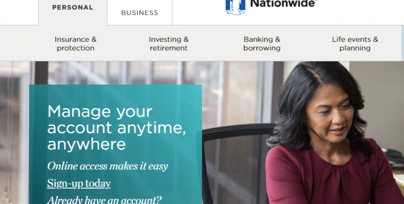 Financial Solutions from Nationwide Logo