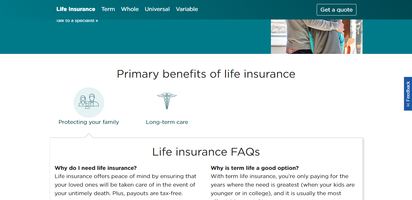 Get Life Insurance Policies – Nationwide