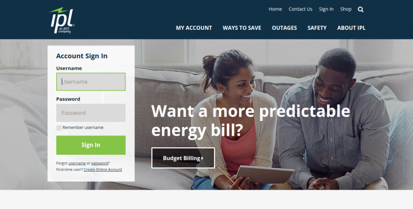 www.iplpower.com – How To Register And Pay The Indianapolis Power And Light Bill