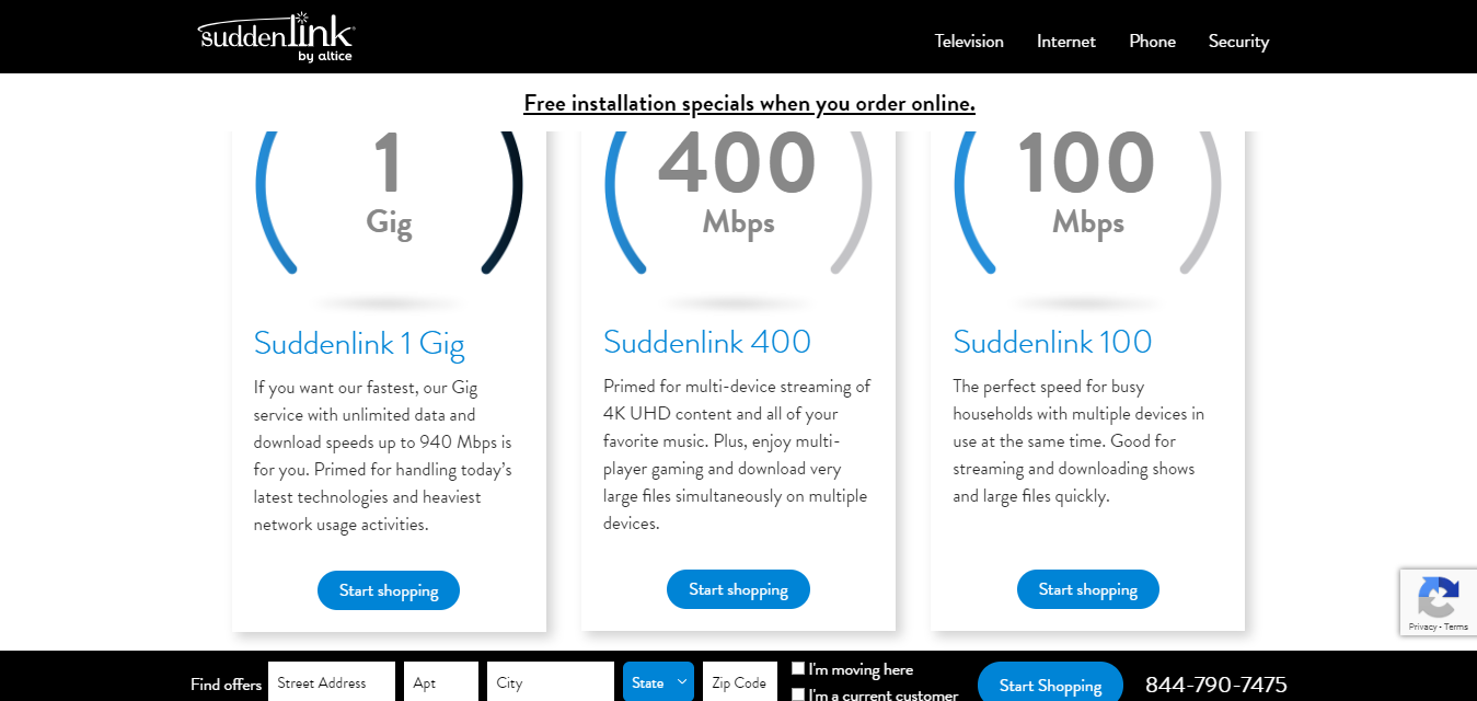 Home Internet Service Providers In My Area Suddenlink