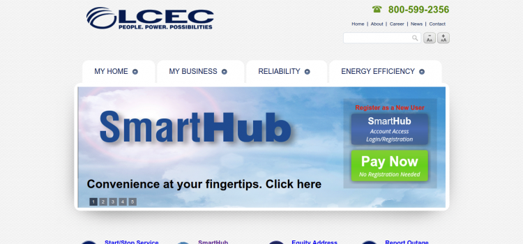 www.lcec.net – How To Register And Pay Lee County Florida Electric Bill Online