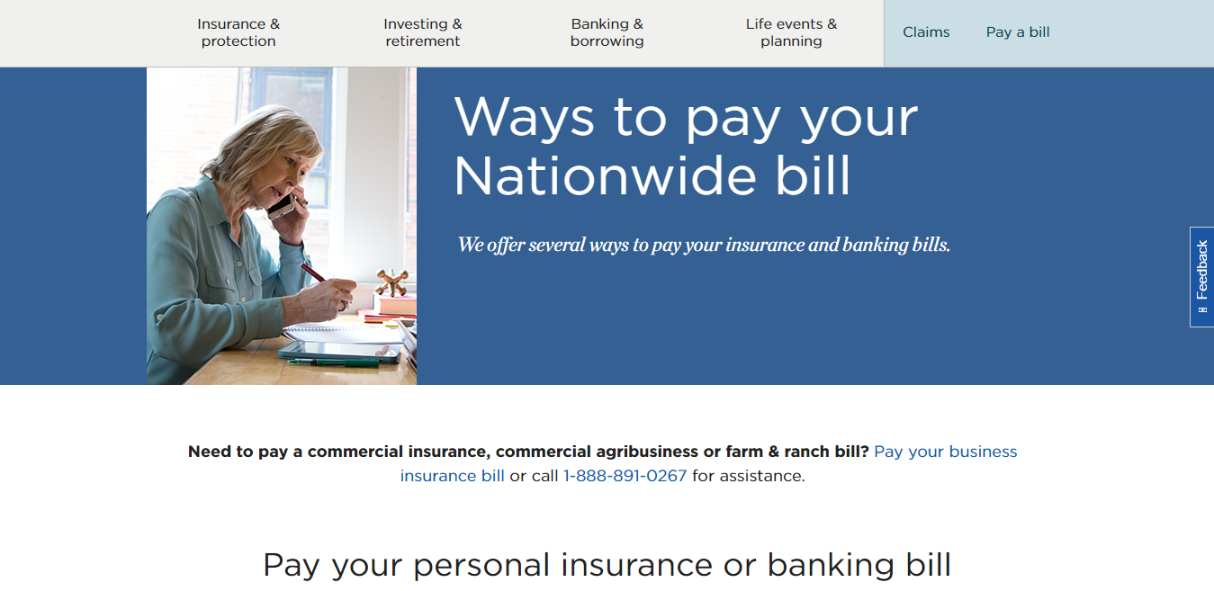 Pay Personal Insurance