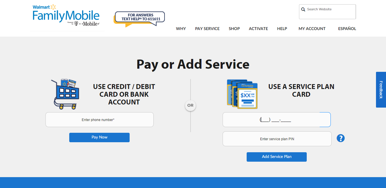 Myfamilymobile Archives Bill Payment Guide