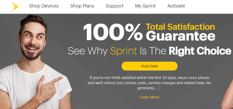 www.sprint.com – Pay The Sprint Bill Online