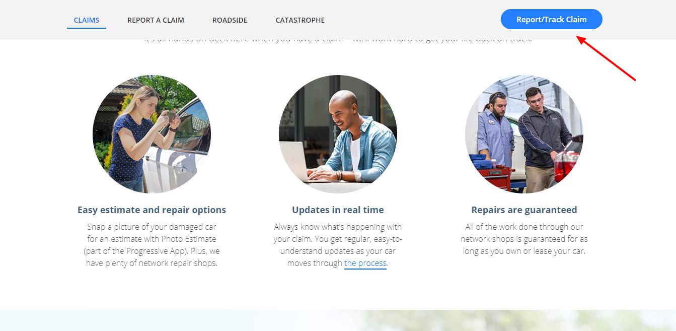 Start or Track an Insurance Claim Online Progressive