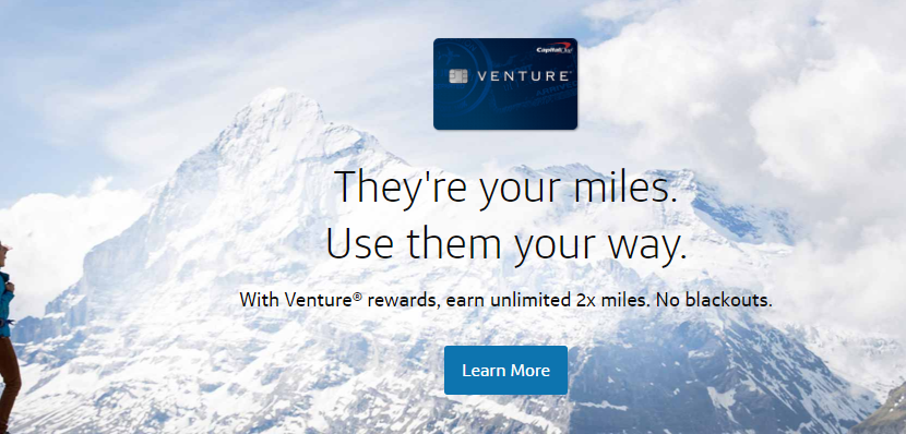 Capital One Credit Cards Logo