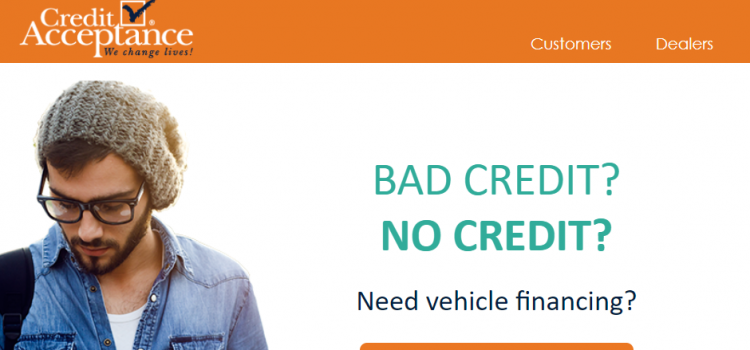 Hondafinancialservices Online Payment >> www.creditacceptance.com - Payment Process For Credit Acceptance Auto Loan