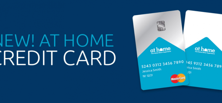 www.athome.com – Payment Process For At Home Credit card Bill Online