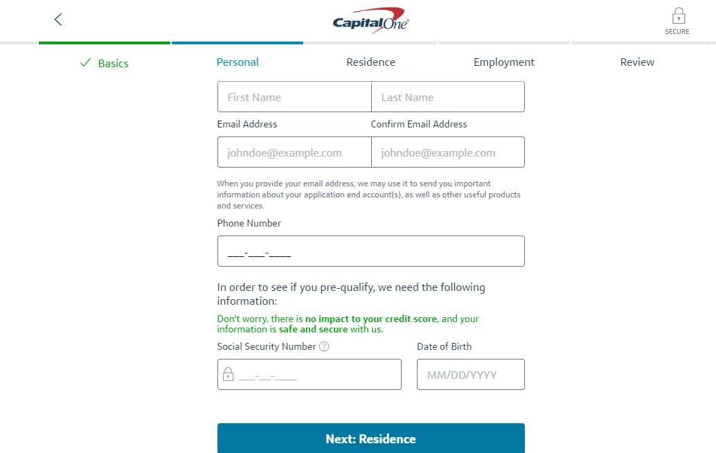 Www Capitalone Com Pay The Capital One Auto Loan Online