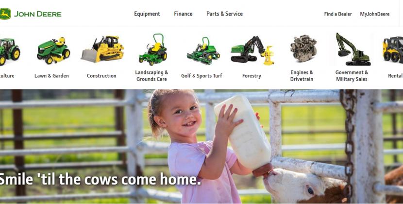 www.deere.com – Payment Process For John Deere Finance Auto Loan Online