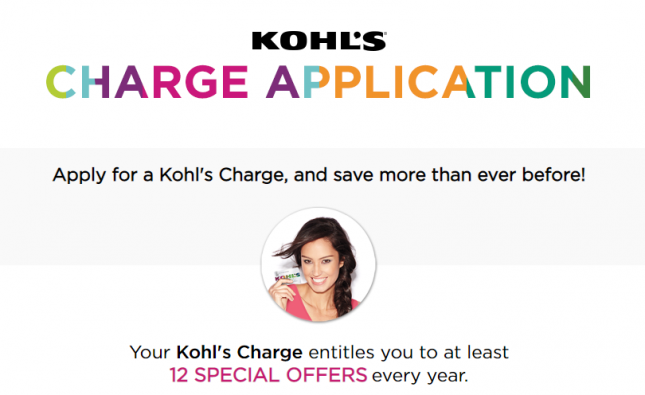 My Kohl s Charge Card Logo