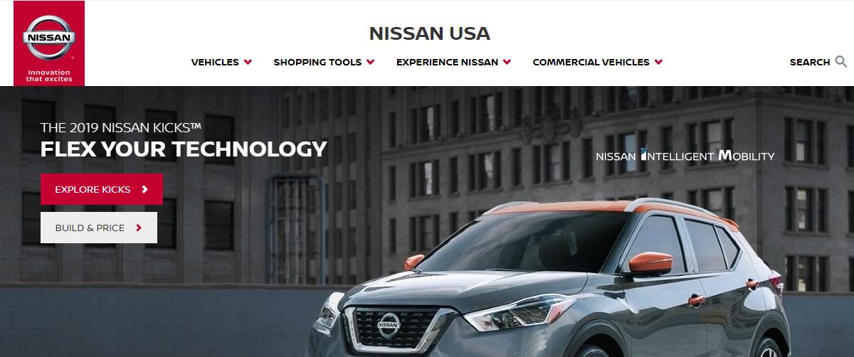 Nissan Cars Trucks Logo
