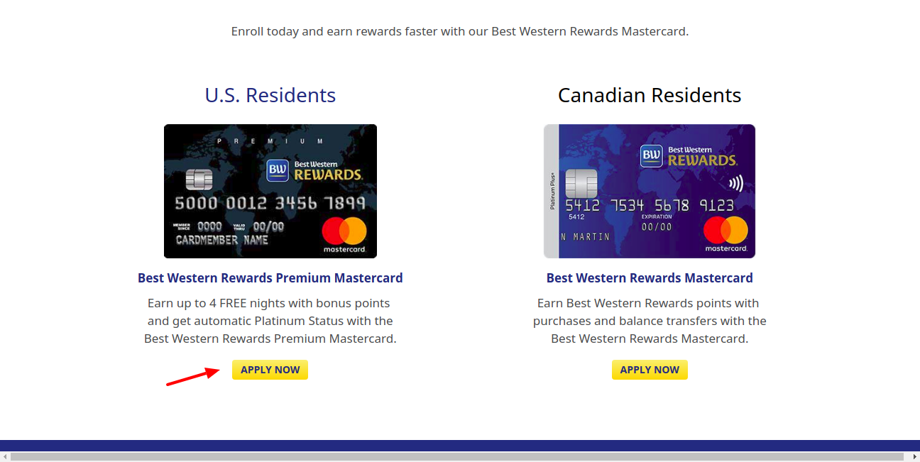 Best-Western-Rewards-Master-Card-Apply