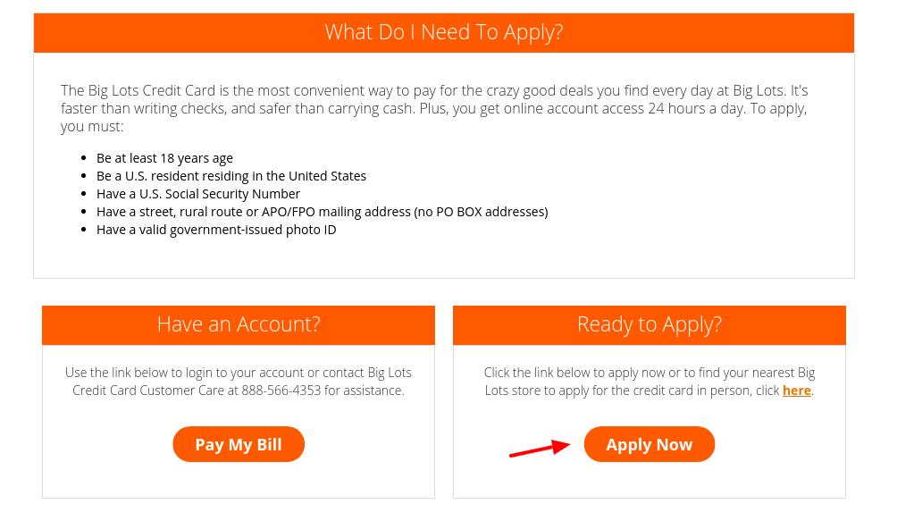 Big-Lots-Credit-Card-Apply