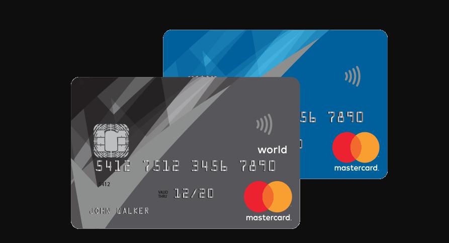 Bj Credit card logo