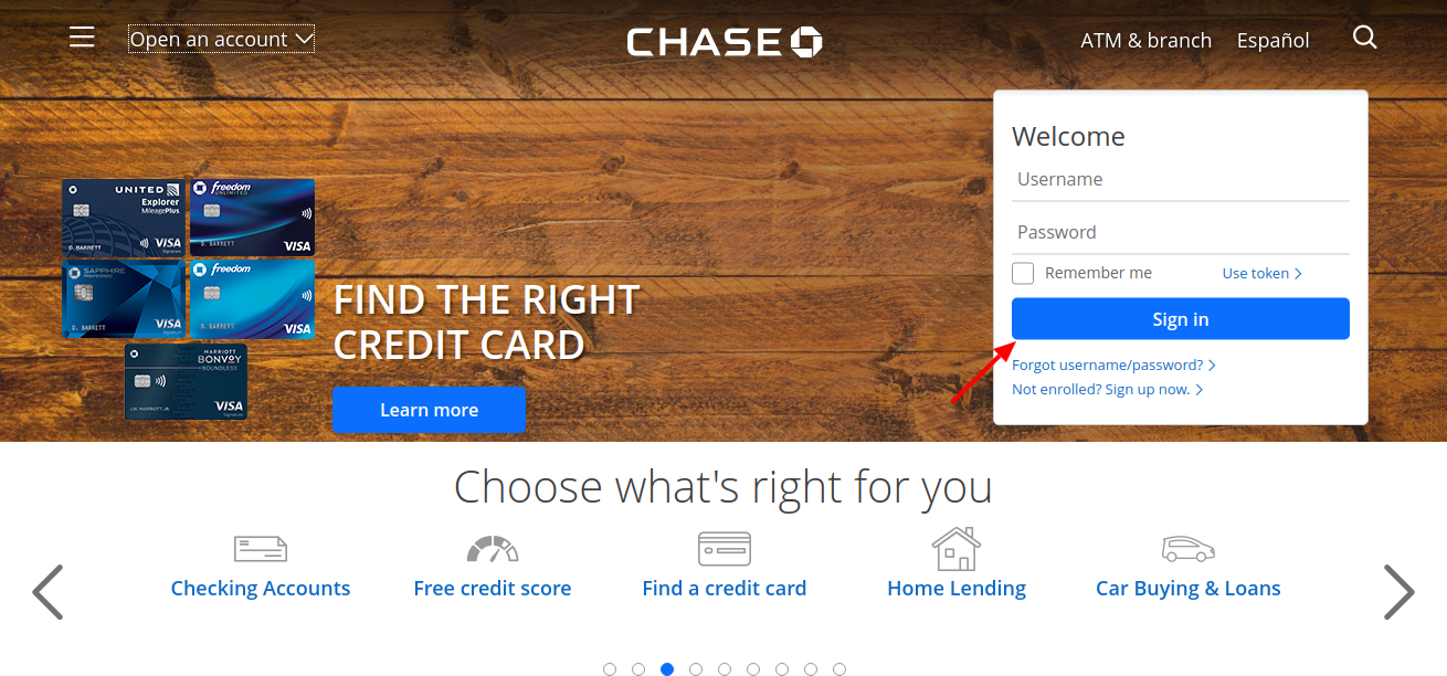 Credit-Card-Mortgage-Sign-In