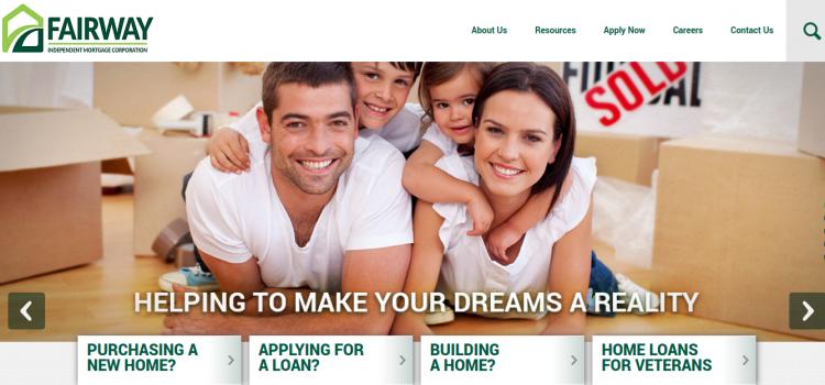 www.fairway-homeloans.com – Online Loan Payment For Fairway Mortgage Loan