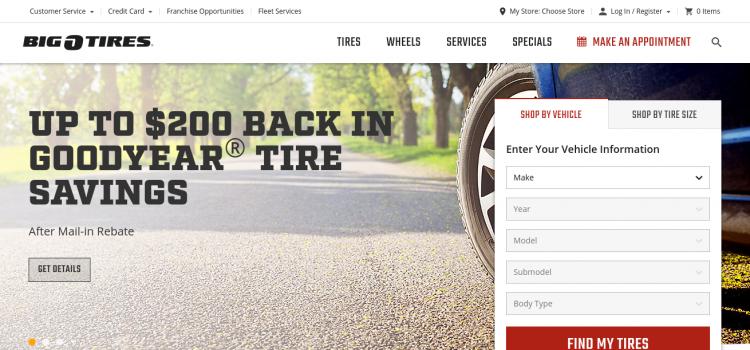 www.bigotires.com – Online Payment Process For Big O Tires Credit Card Bill