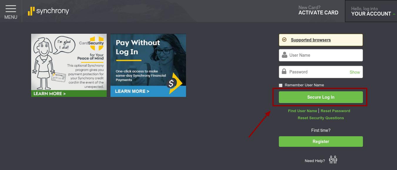Car-X Credit Card Login