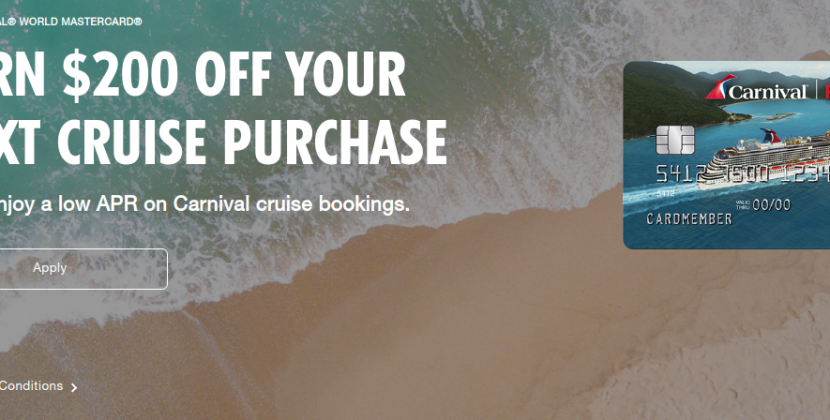 www.carnival.com – How To Pay Carnival Cruise Credit Card Bill Online
