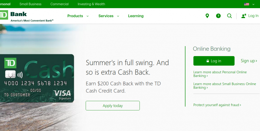 www.td.com – How To Pay TD Bank Mortgage Loan Online