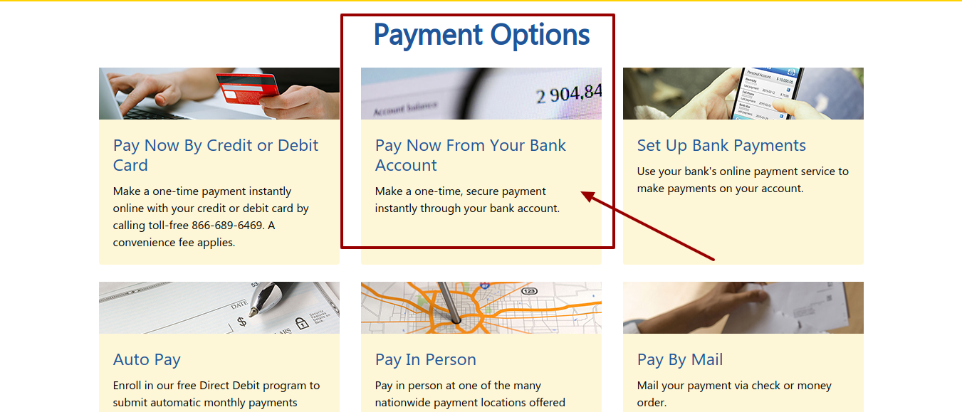 Tampa Electric payment option