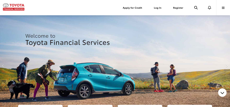 Toyota Financial logo